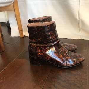 Urban Outfitters Tortoise Boots
